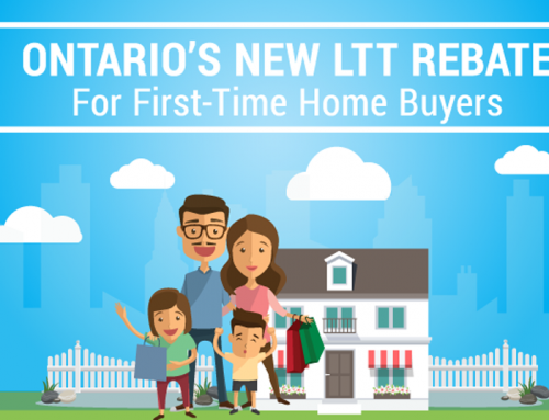 New Eligible amount for Land Transfer Tax Rebate!